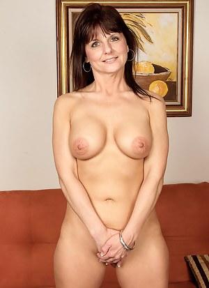 Big Tit Blond Milf Stockings